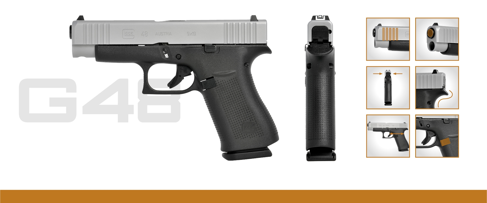 GLOCK G48 Features kopie